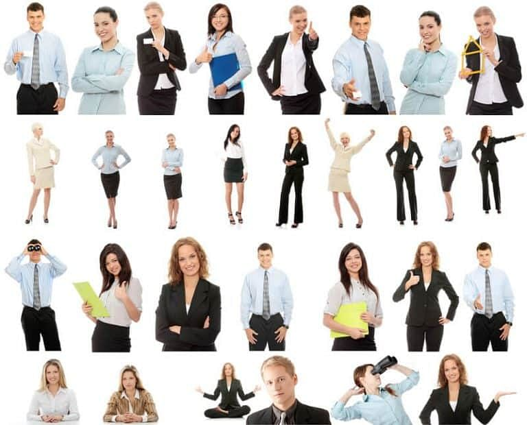 Pictures of Call Center Employees