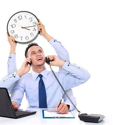 Data Entry Outsourced Equals More Time